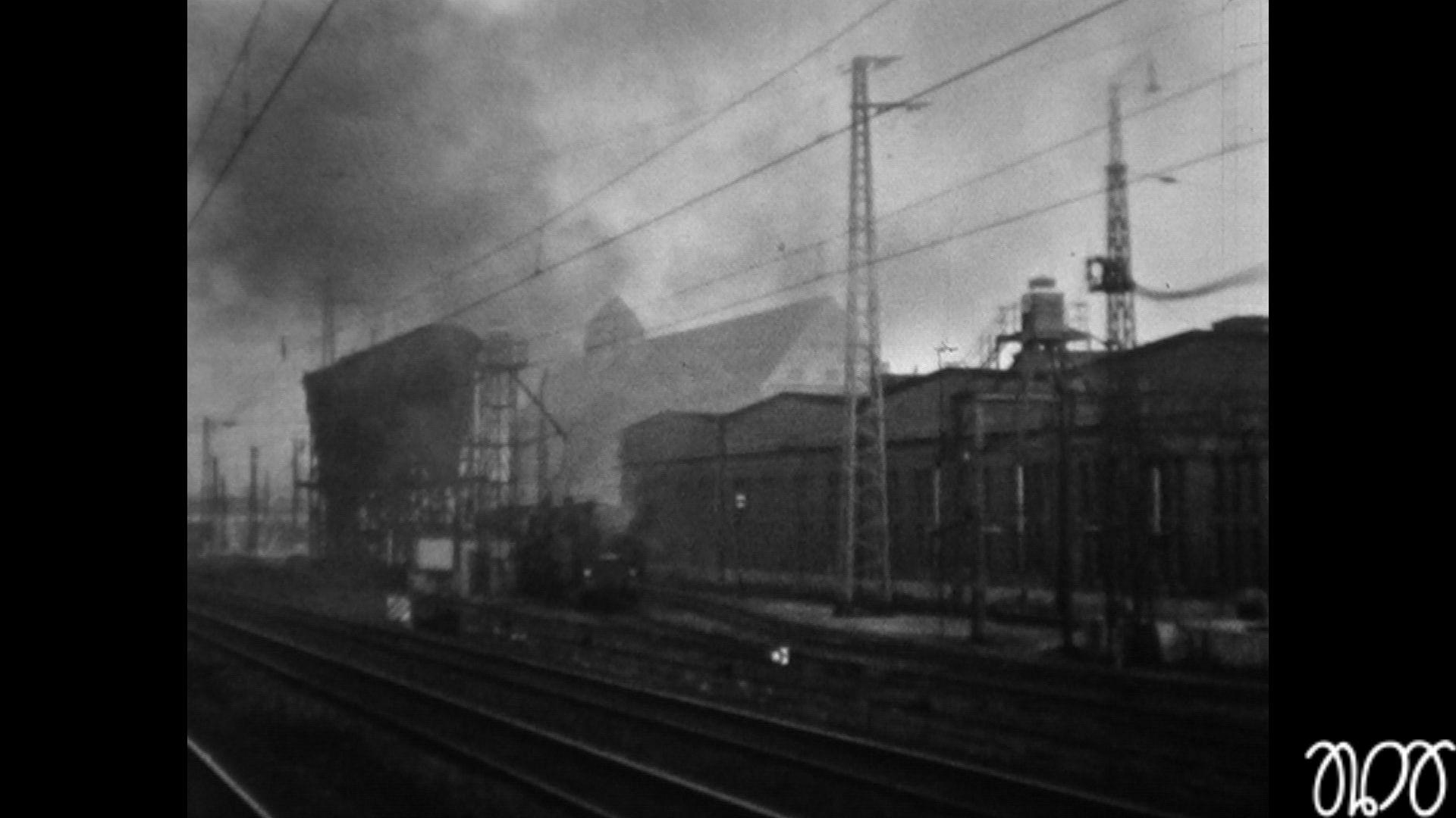 München - Munich - Hauptzollamt vom Zug - 1957