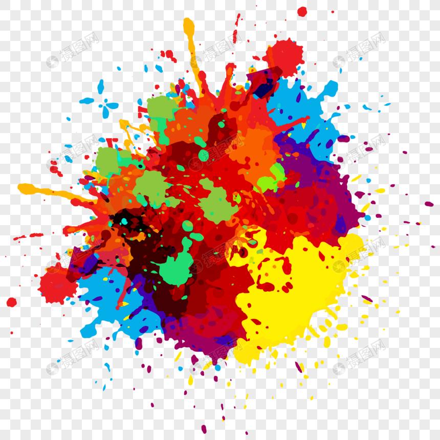 Cat Semprot Warna Warni Multicolored Spray Paint Spray Paint Spray Color Multicolored Color Splashing Ink Color Spray Warna