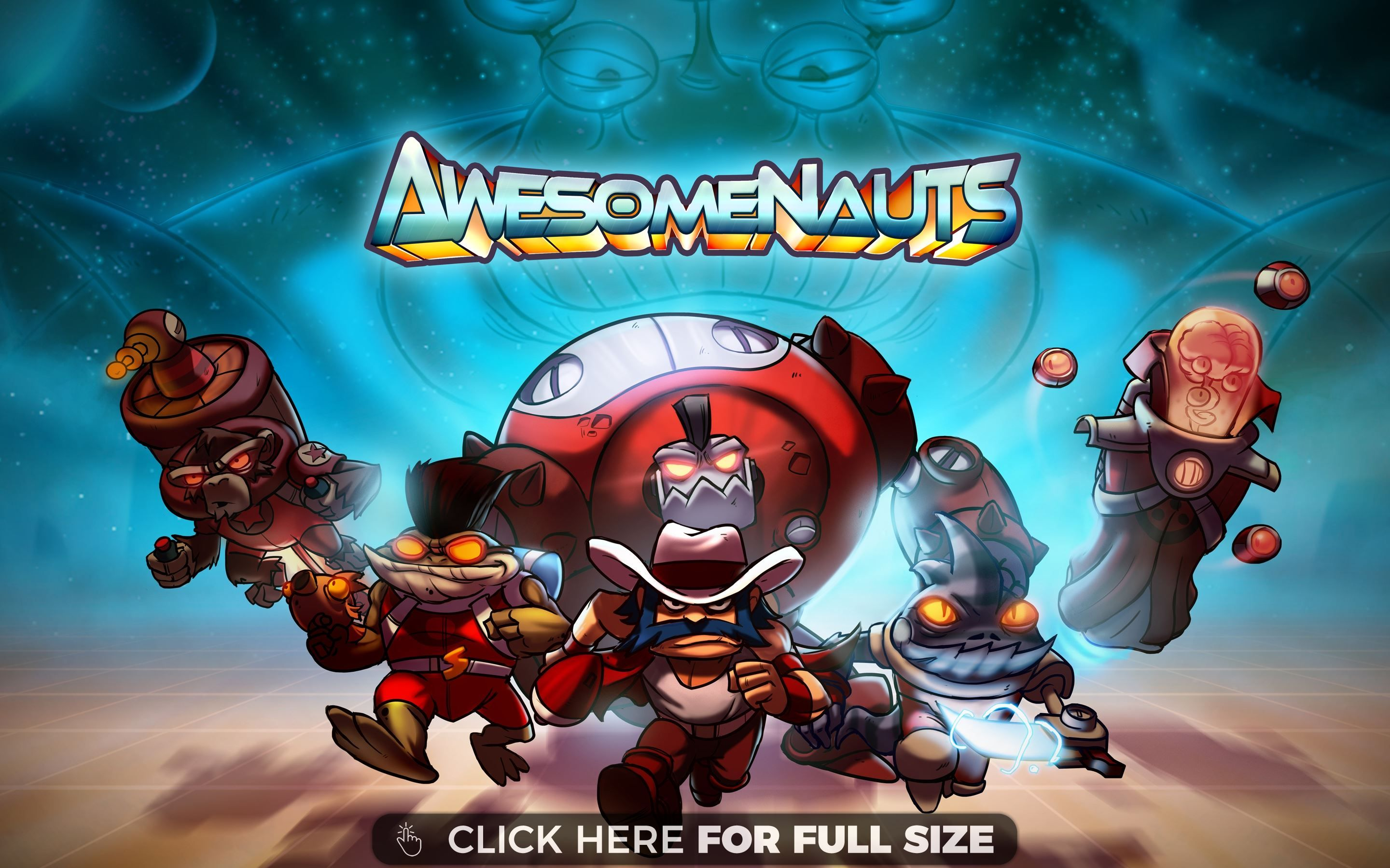 awesomenauts video game | desktop wallpapers | pinterest | video