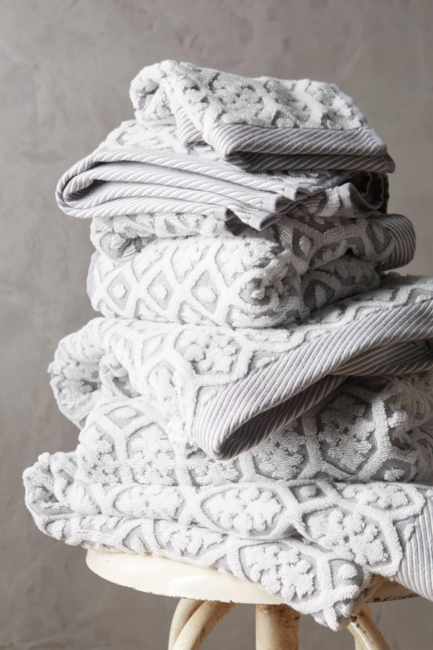 Tarren Towel Collection - anthropologie.com