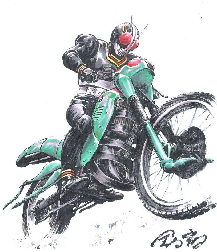 営業用 ブラック バイク2 スキャン編集