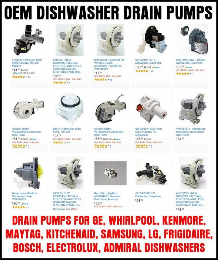 Dishwasher Is Noisy During Drain Cycle What To Check Whirlpool Dishwasher Drain Pump Dishwasher Not Draining