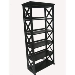 Paint It White Add Wine Gl Rack Home Decorators Collection Brexley Black 5 Shelf