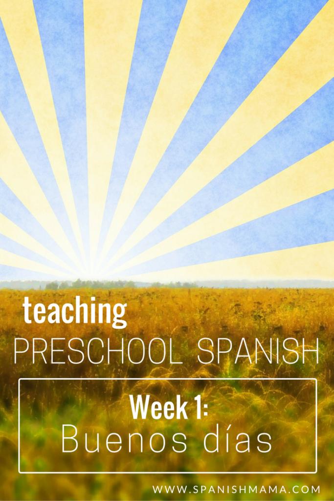 Greeting activities in preschool spanish for the first week greeting activities in preschool spanish for the first week m4hsunfo