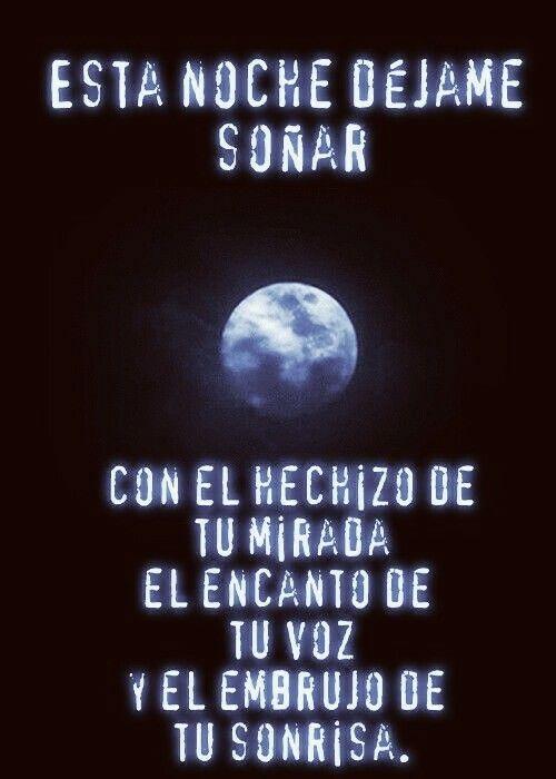 Buenas noches...