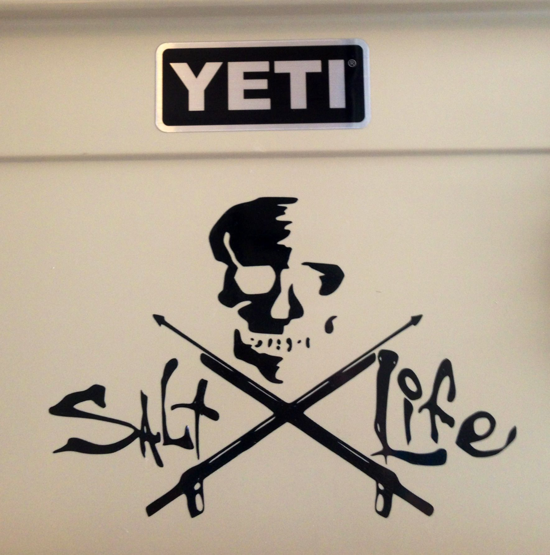 Back Window Salt Life Stickers For Your Car My Back Window Salt Life Stickers House By The Sea Summer Fun [ 2448 x 3264 Pixel ]