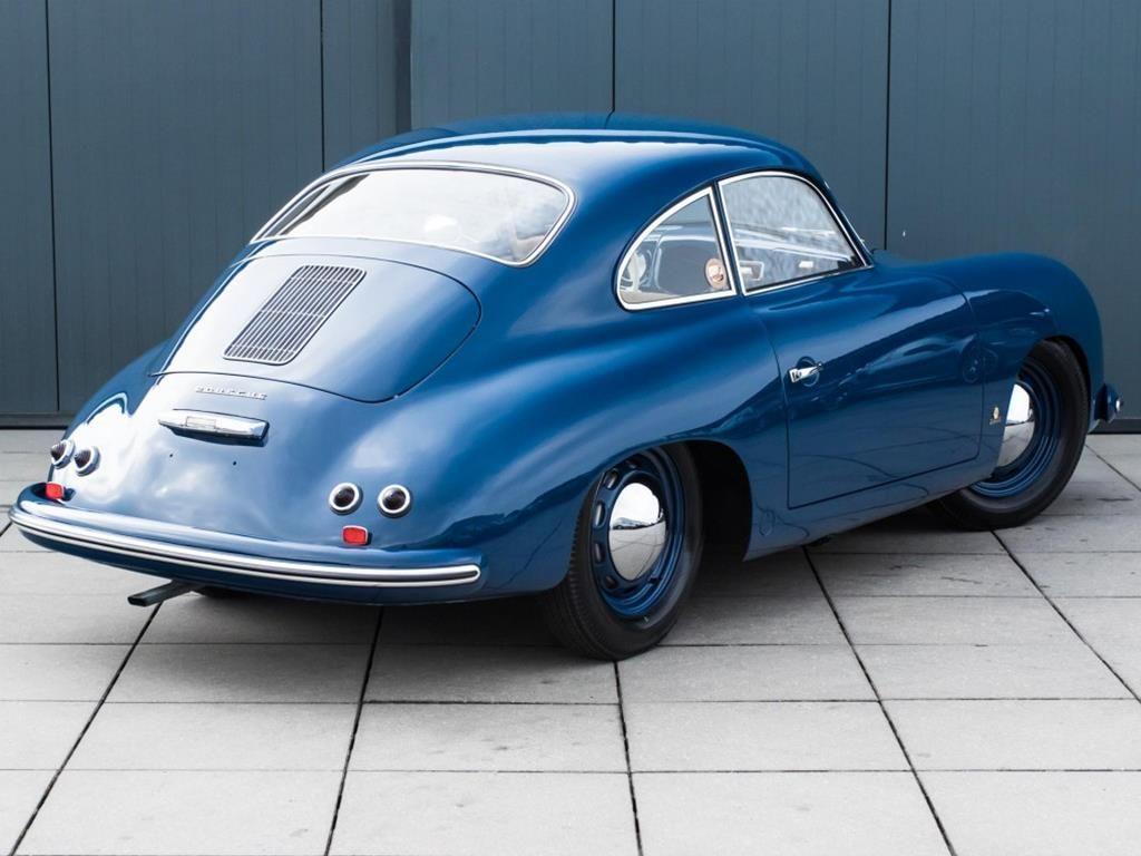 Porsche 356 Pre-A Coupé - Overzicht - Auto Trader | Porsche 356 ...