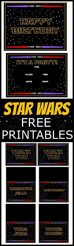 photo regarding Printable Star Wars Birthday Invitations identify star wars birthday invites printable - Sinma