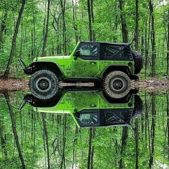 Untitled Photo Green Jeep Satisfying Pictures Badass Jeep