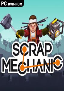 scrap mechanics game free