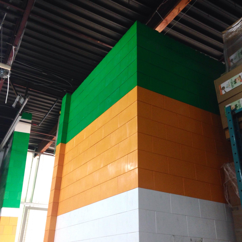 Fresh City Farms Warehouse #Wall #Modular #Everblock #Buildingblock #Create #Design