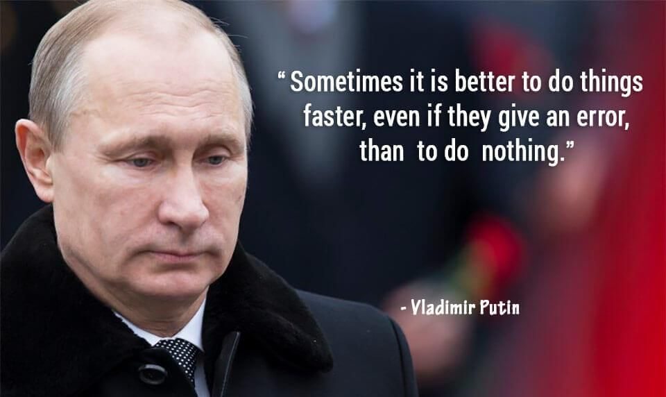 Vladimir Putin Quotes Vladimir Putin Inspirational Lines Memorable Quotes