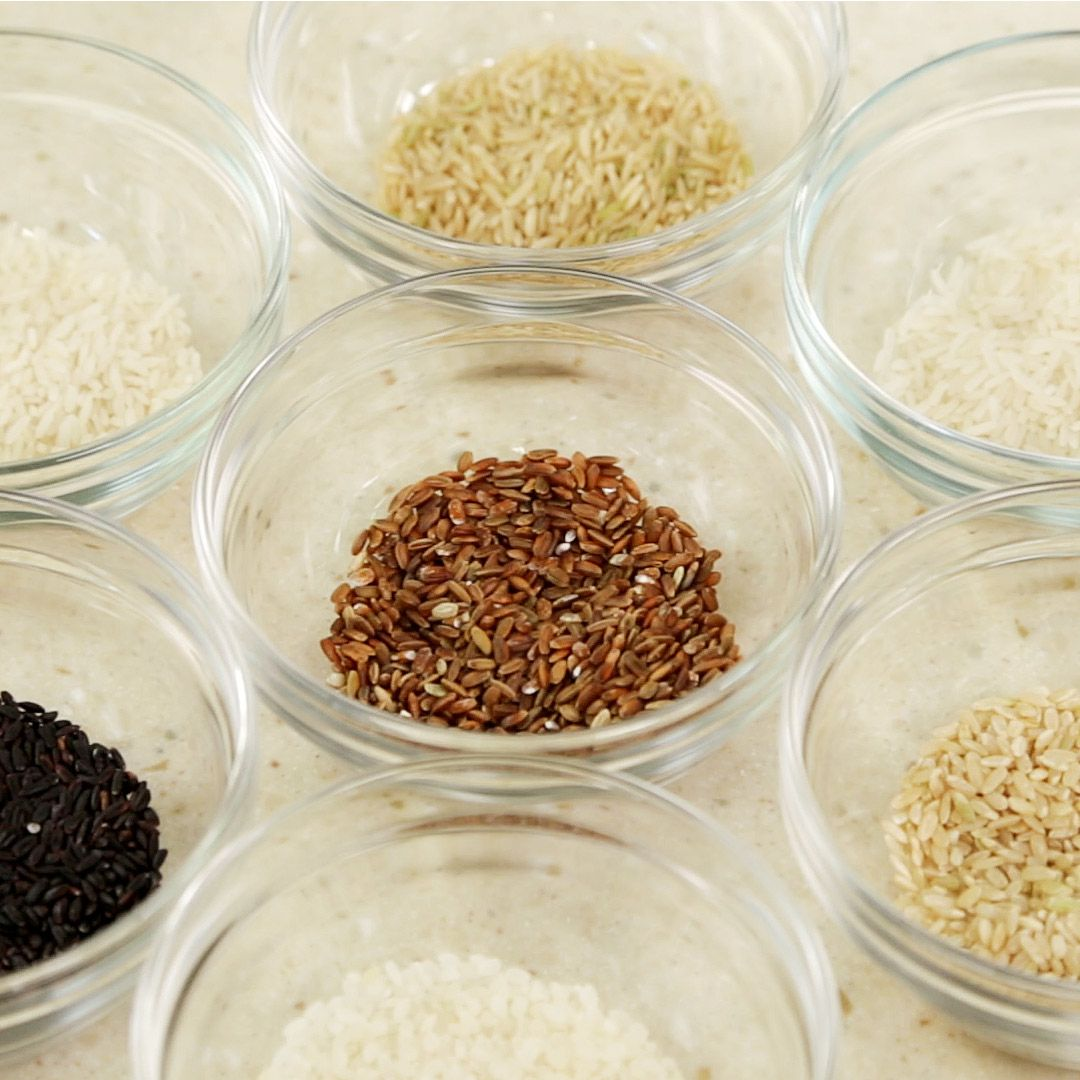 Despite what many cookbooks suggest, rice-to-water ratios can't simply be scaled up proportionally.