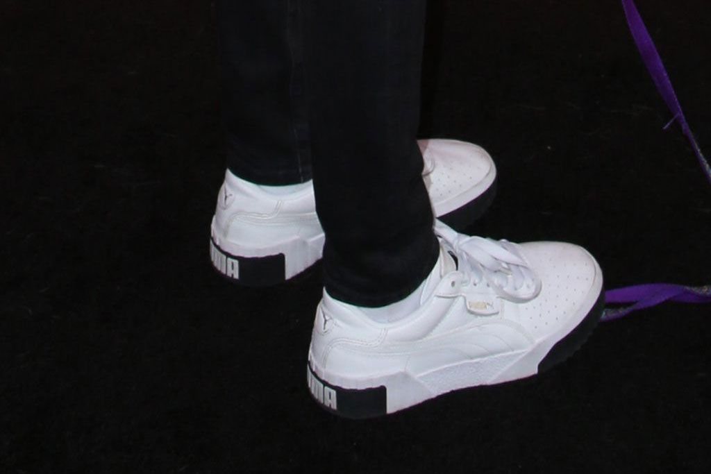 puma cara delevingne sneakers