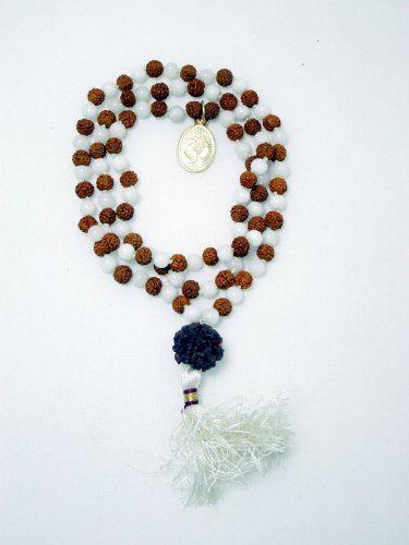 Energy Mala Moonstone Rudraksha Om Japa Mala - Good Luck and Balance Emotions Mogul Interior,http://www.amazon.com/dp/B00HJIE65G/ref=cm_sw_r_pi_dp_WqYqtb09D7N6HNNT