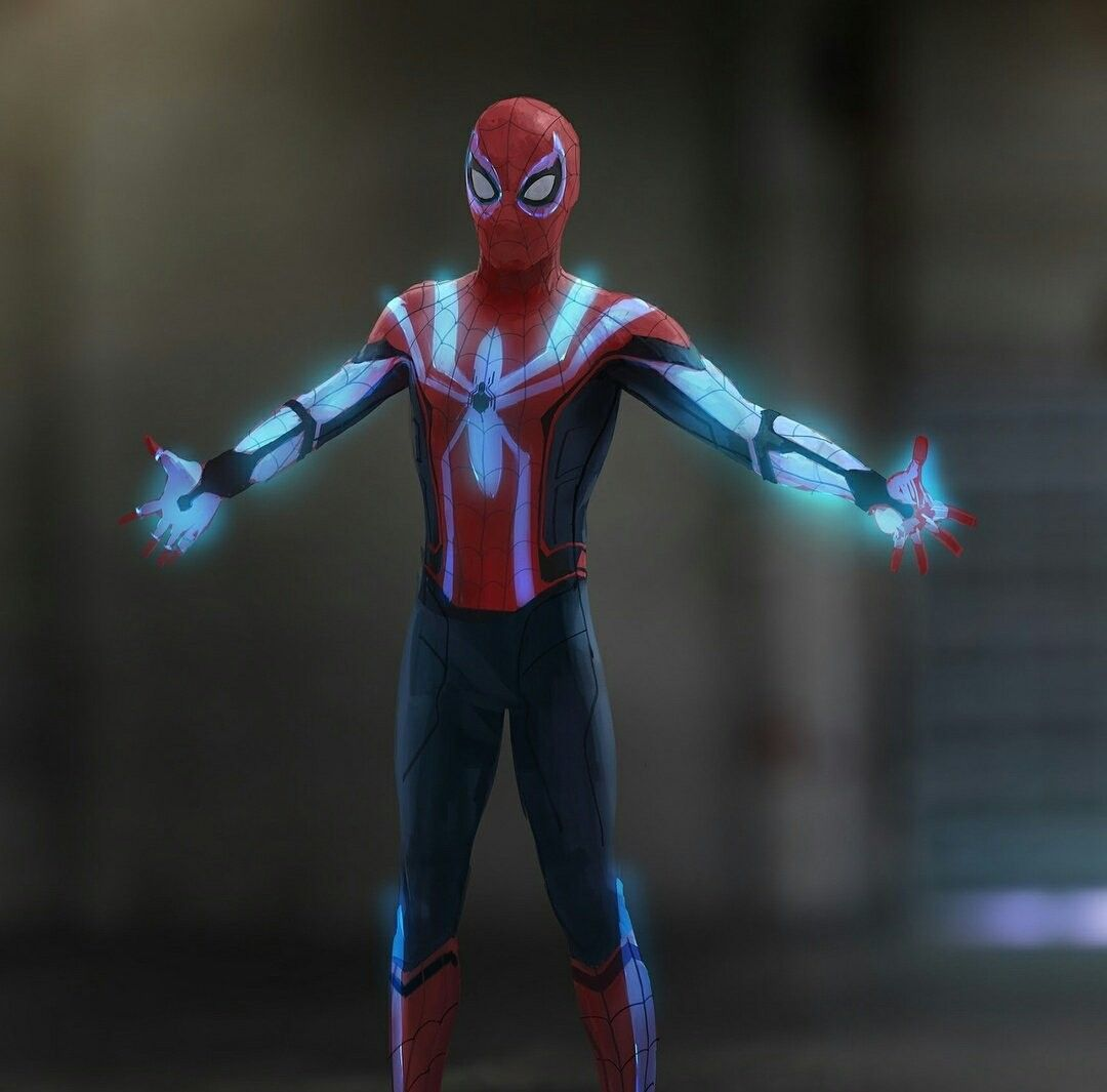 Spider,Man Homecoming Concept Art by RodneyImages