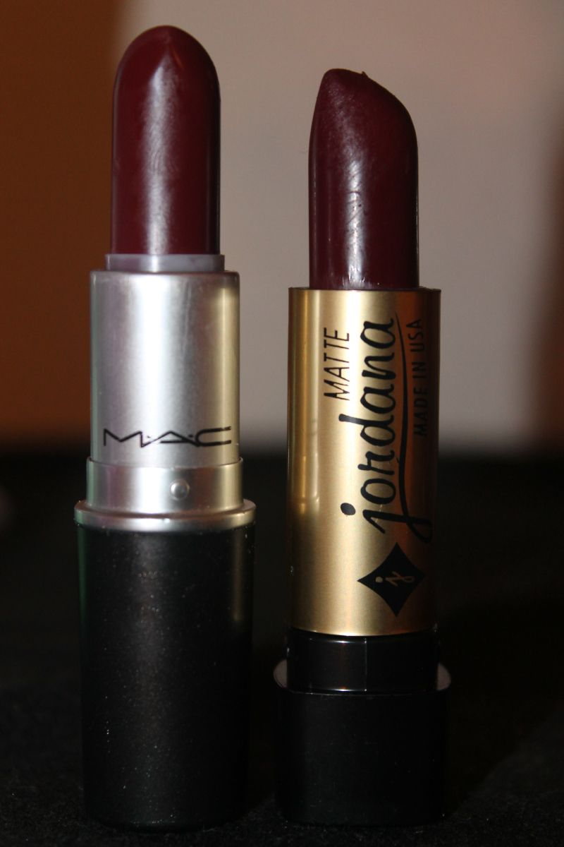 Assez Hey guys, I was able to find you these dupes . MAC [Diva|] $15  NW83