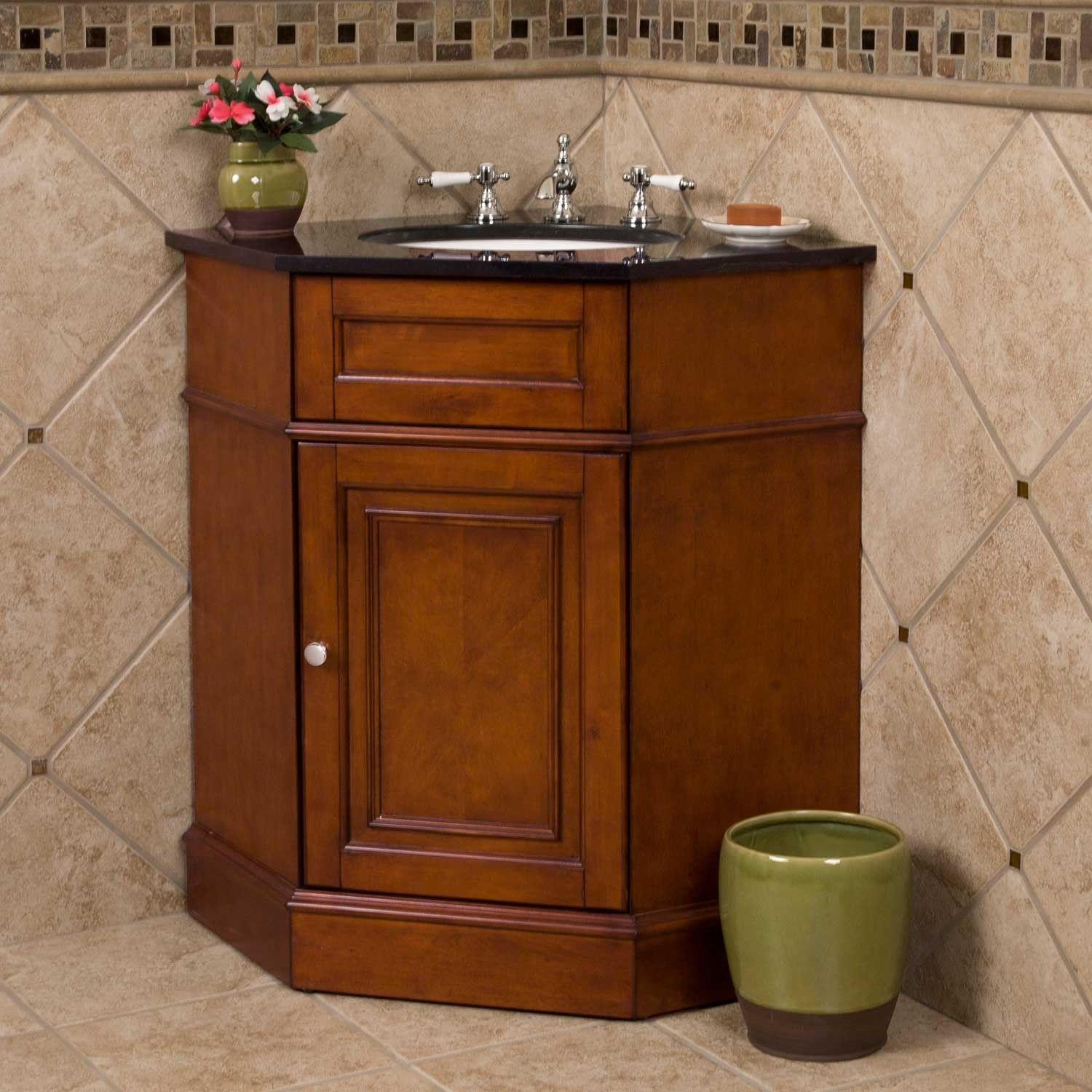 36 Bridgemill Corner Vanity For Undermount Sink Bathroom Bathroom Vanity Vintage Bathroom Vanities Corner Vanity