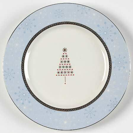 Noritake ARIA PLATINUM Blue Holiday · Christmas Dinnerware ...  sc 1 st  Pinterest & Noritake ARIA PLATINUM Blue Holiday | Christmas China/dishes ...