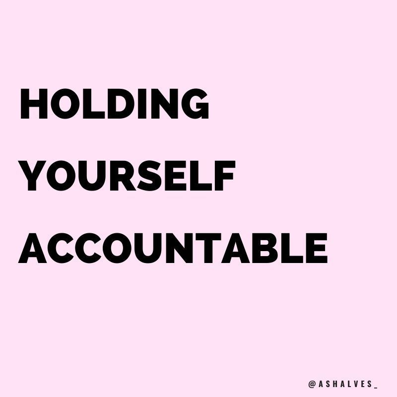 Holding Yourself Accountable Positive Affirmations Quotes Hold On Hold You