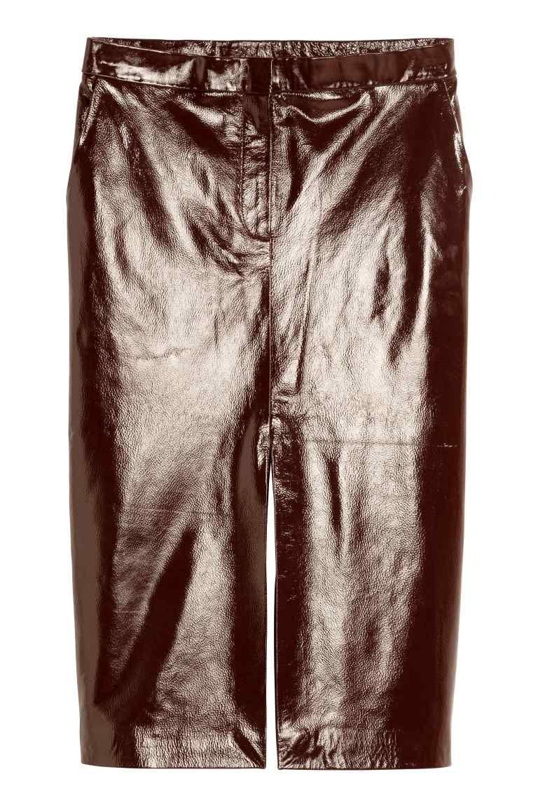 rok met hoge split