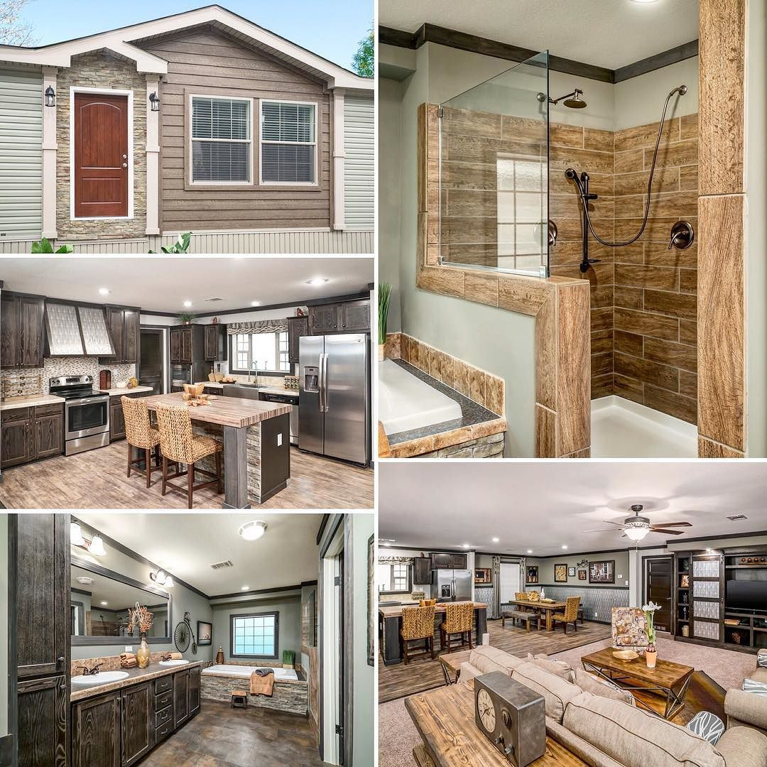Mobile Home Additions: The Bakerhill Is Equipped With High-end Features Such As