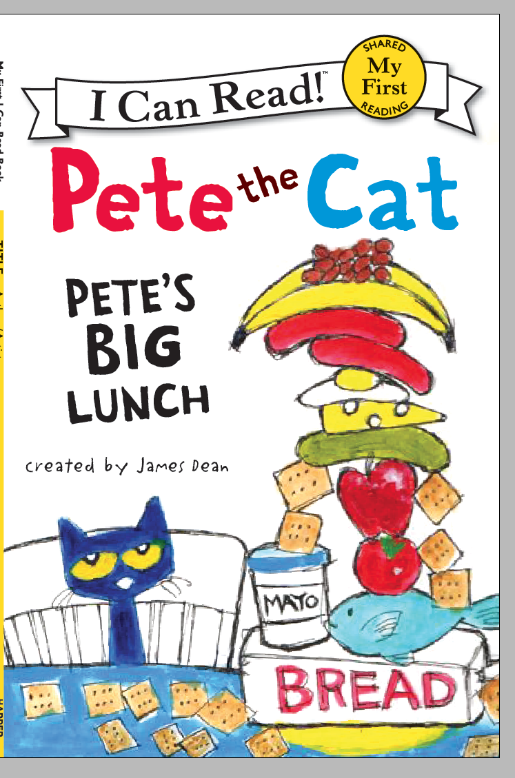 Pete The Cat Pete The Cat Pete The Cat Pete The Cats I Can Read Books