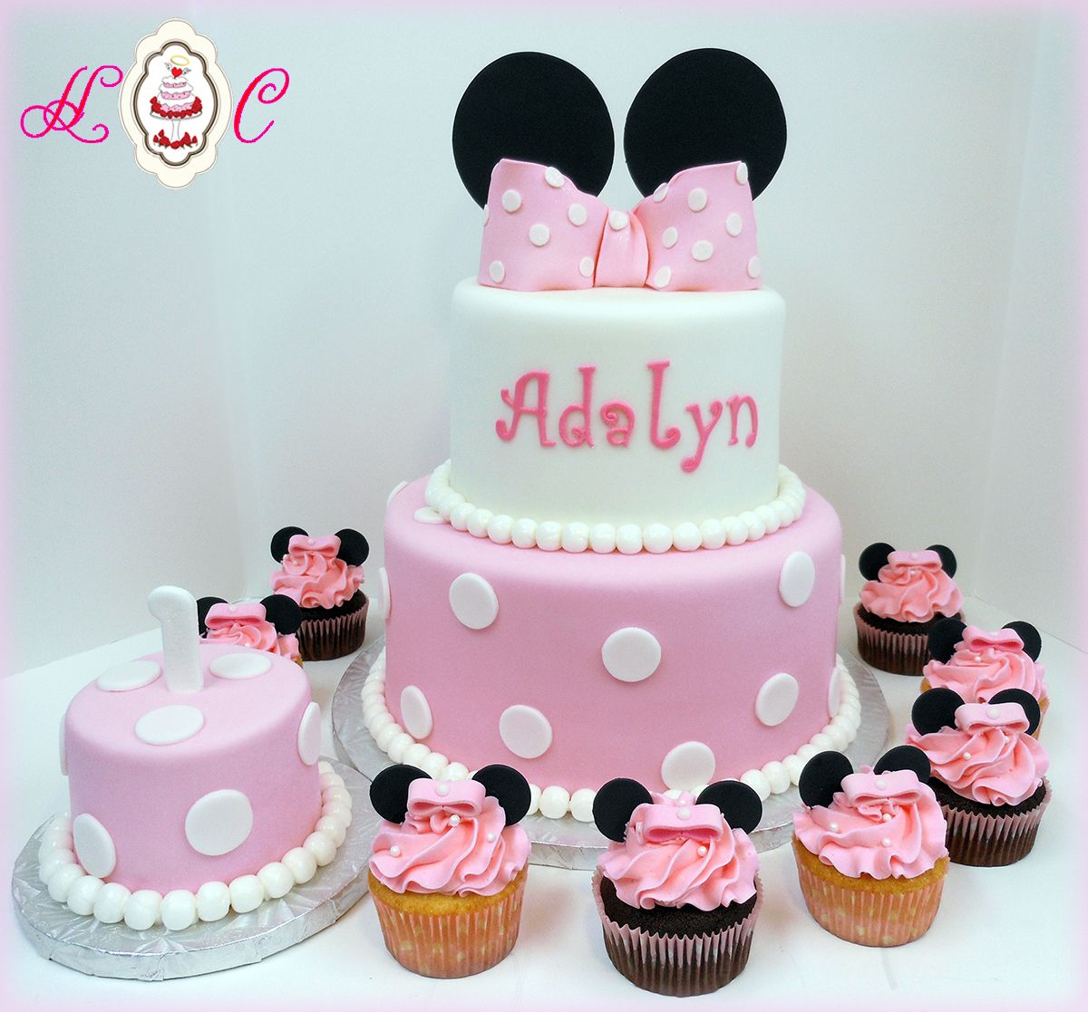 Free Download Confections Cakes Creations Mickey Mouse