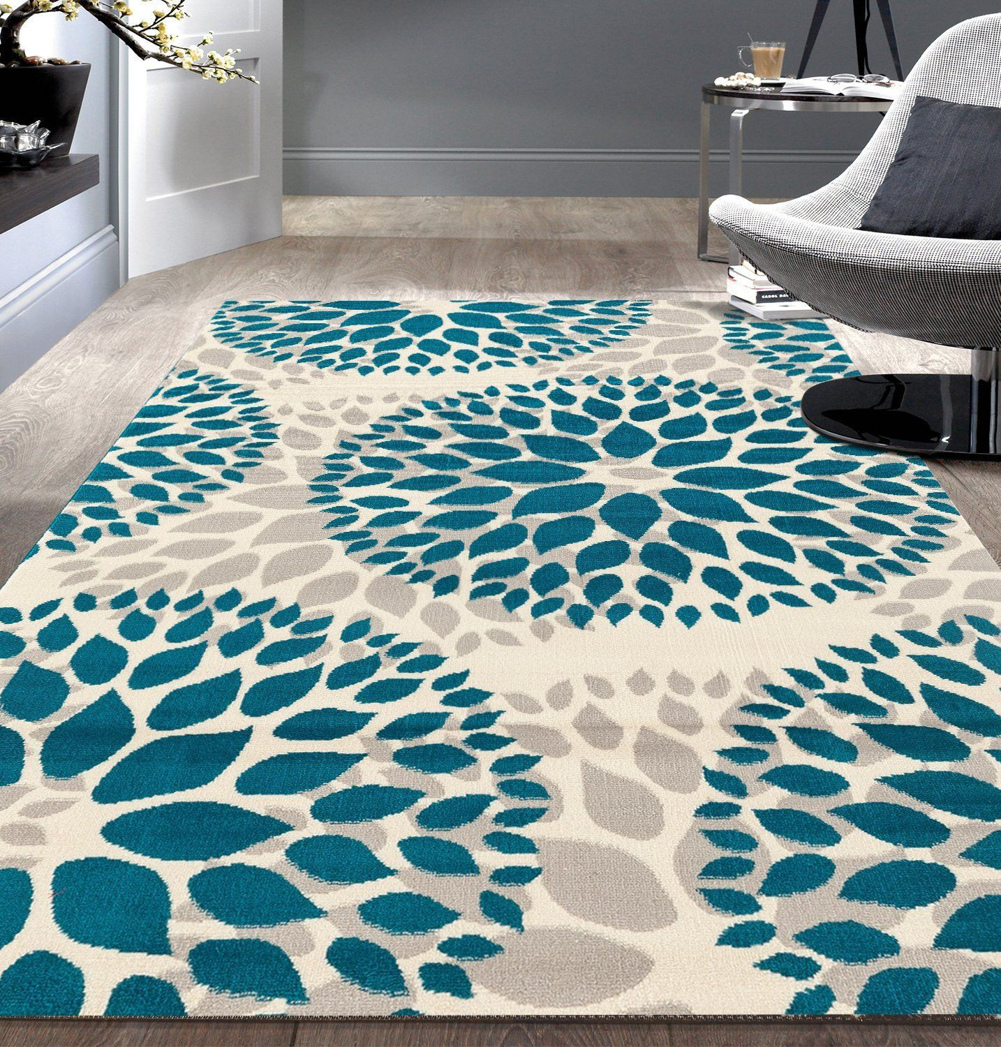 15 Modern Contemporary Rugs Under 100 On Amazon With At Least 4