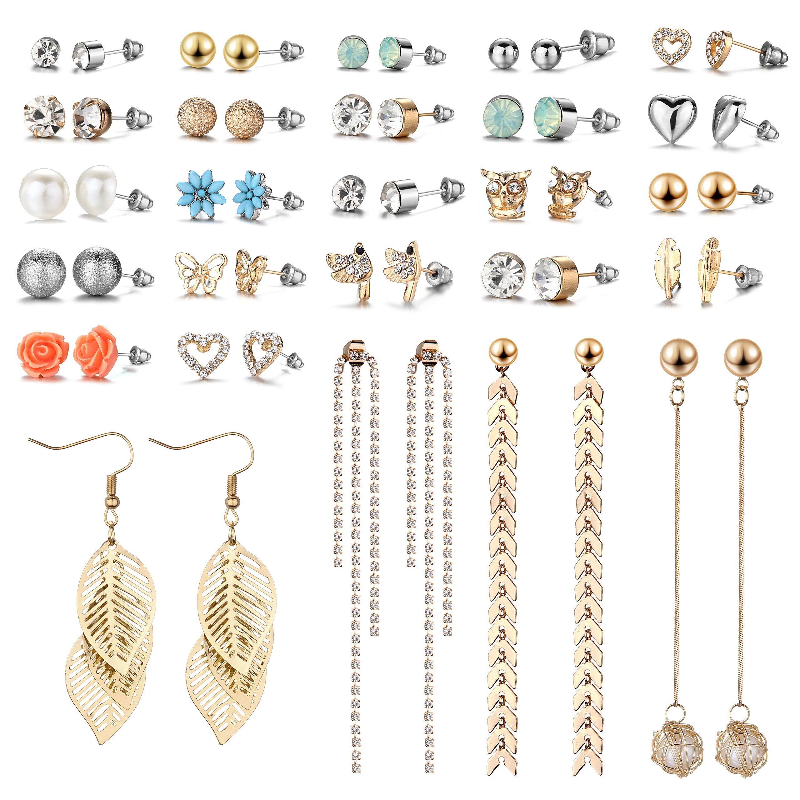 hoops hoops earrings sapphire jewelry sapphire earrings boho chic earrings Christmas for her sapphire earrings bohemian earrings