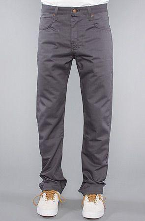 Dickies The Regular Straight 5 Pocket Pants In Steel Gray Karmaloop Com Global Concrete Culture Pantalones De Vestir Pantalones