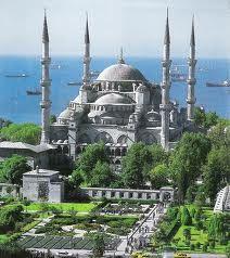 صور لأجمل مساجد العالم آيا صوفيا Blue Mosque Turkey Blue Mosque Istanbul Beautiful Mosques