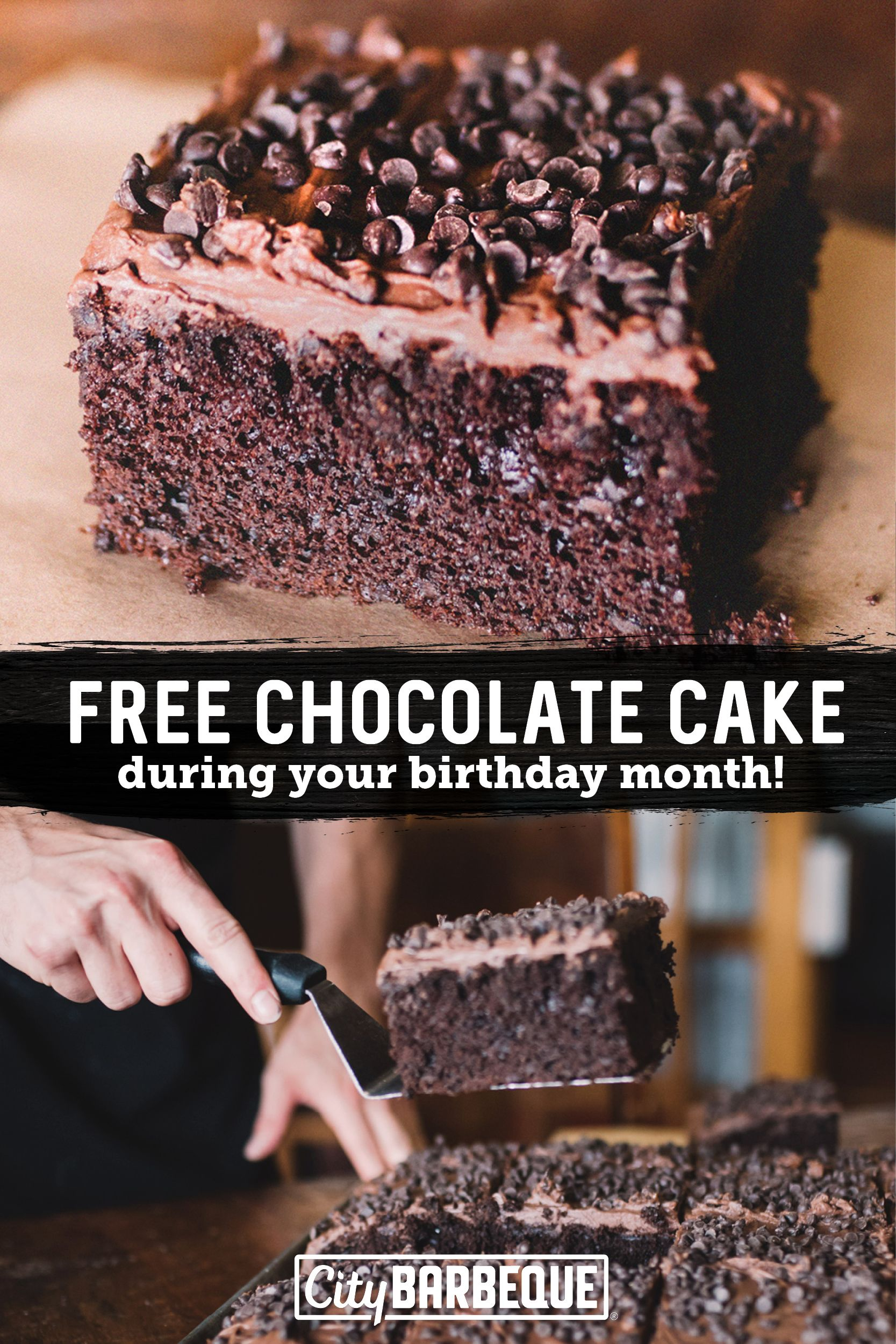 Earn 1 Point For Every Dollar Spent On Qualifying Purchases When You Scan Your City Rewards App Or Let Us Triple Chocolate Cake Chocolate Cake Chocolate Icing