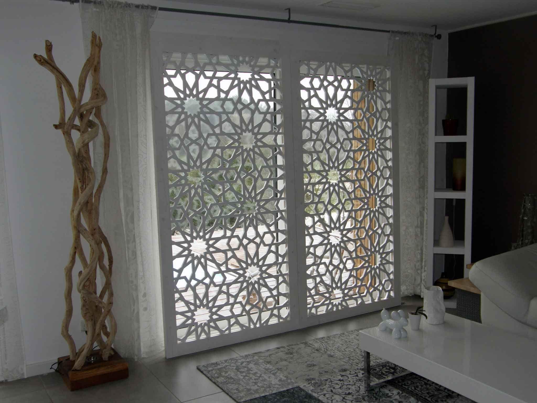 Panneau Ajoure Marocain - Idées de décoration d\'intérieur - aloeveras.us