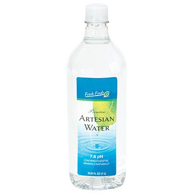 Fresh finds premium artesian bottled water at big lots big fresh finds premium artesian bottled water at big lots sciox Gallery