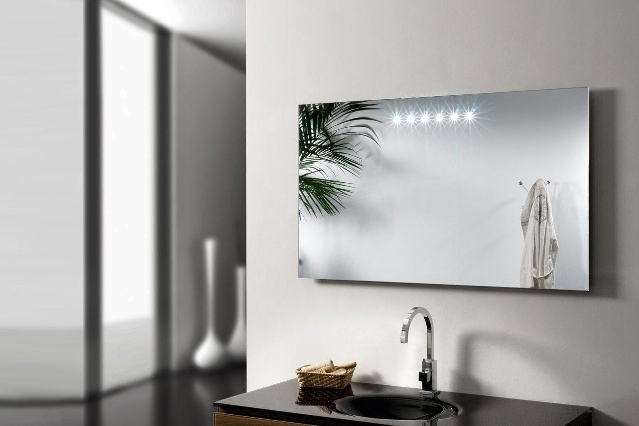 Artelinea LED Mirror | LED bathroom lighting | Pinterest | Led ...