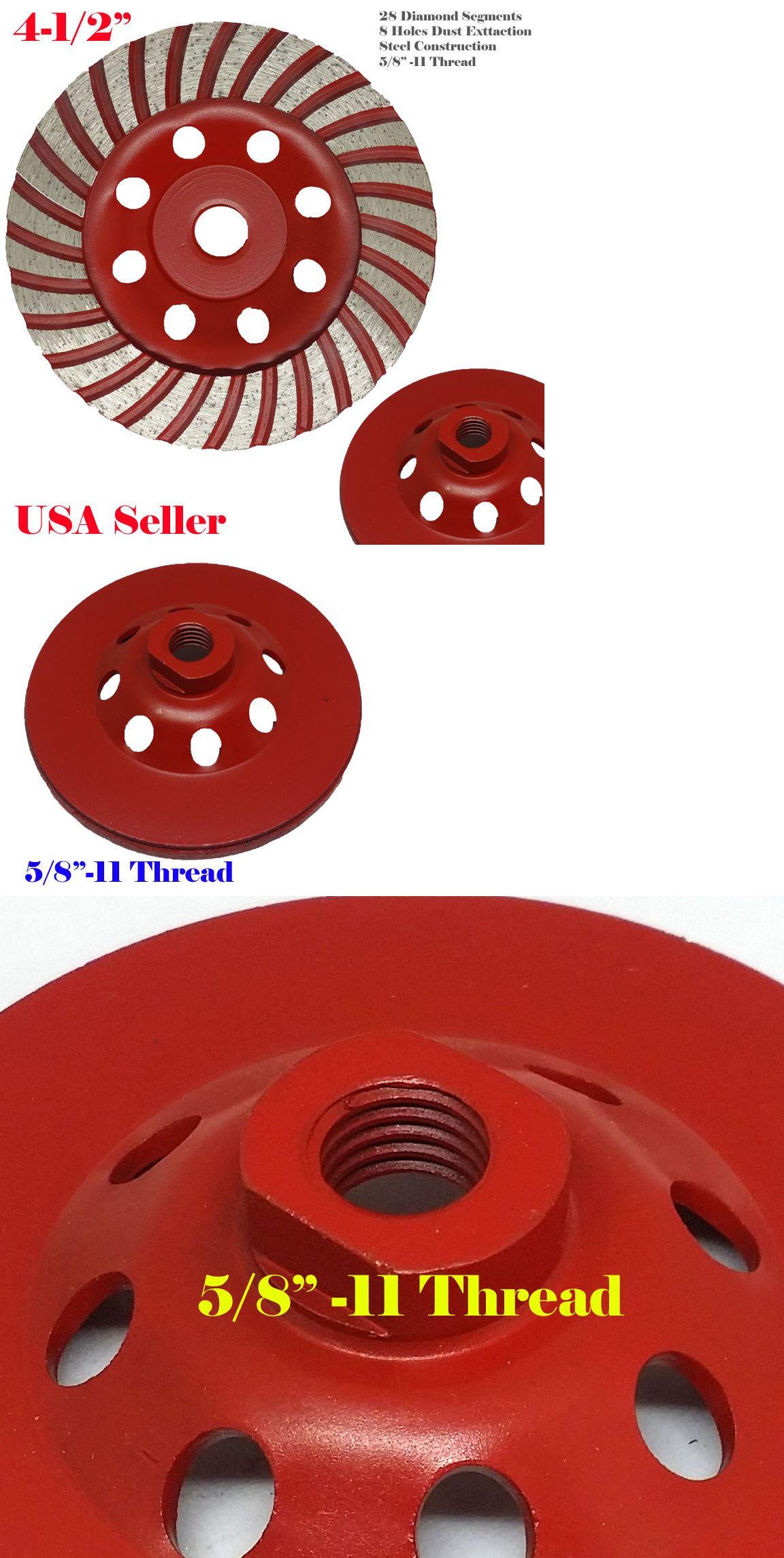 4 5 5 8 11 Thread Diamond Grinding Cup Wheel Disc Grinder Concrete 28 Segments Concrete Grinder Concrete Grinder