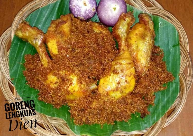 Resep Ayam Goreng Lengkuas Oleh Dapur Dien Resep Ayam Goreng Resep Ayam Ayam