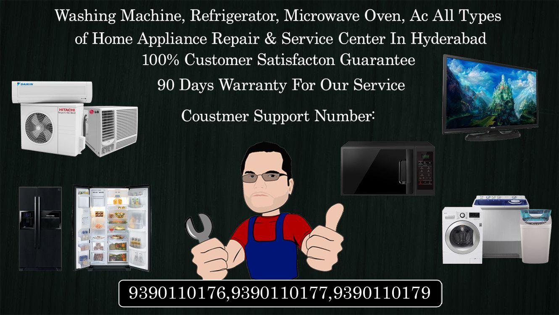 Whirlpool Refrigerator Service Center In Hitech City 9390110146