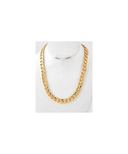 397105 Gold Tone / Lead&nickel Compliant / Metal Chain / Necklace