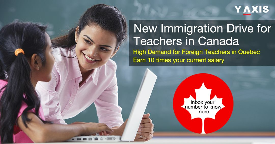 Quebec launches online campaign to attract foreign