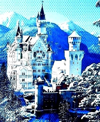 Neuschwanstein -You can find Bavaria and more on our website.Neuschwanstein -