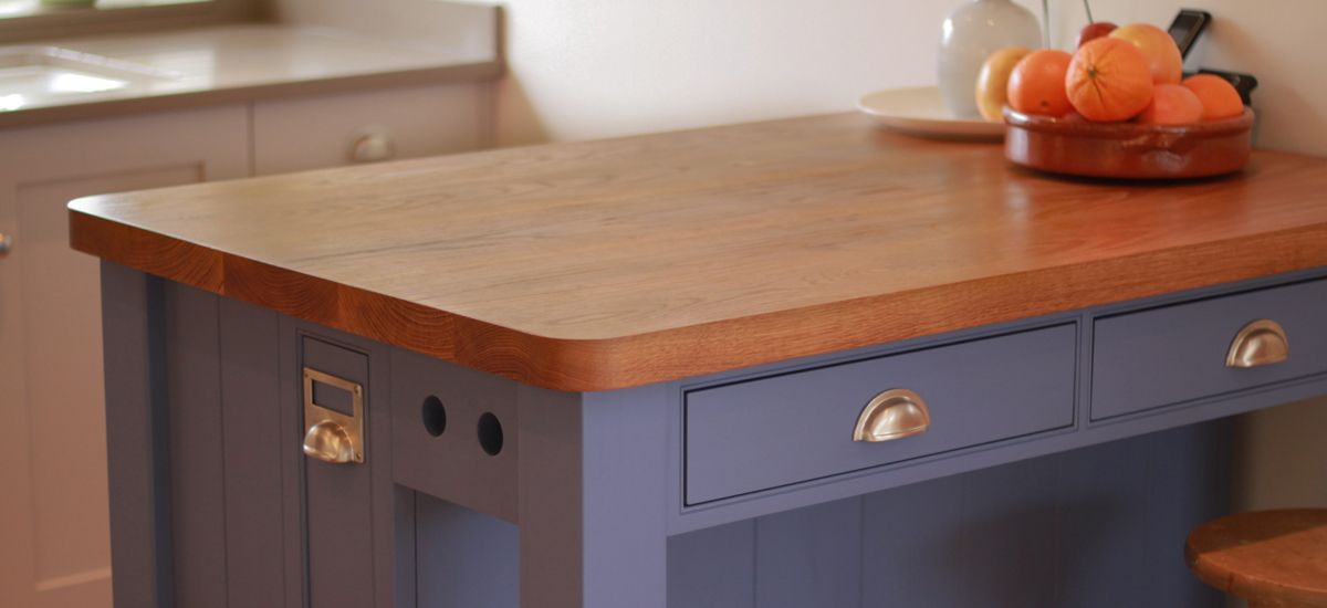 Oak Super Stave Worktops