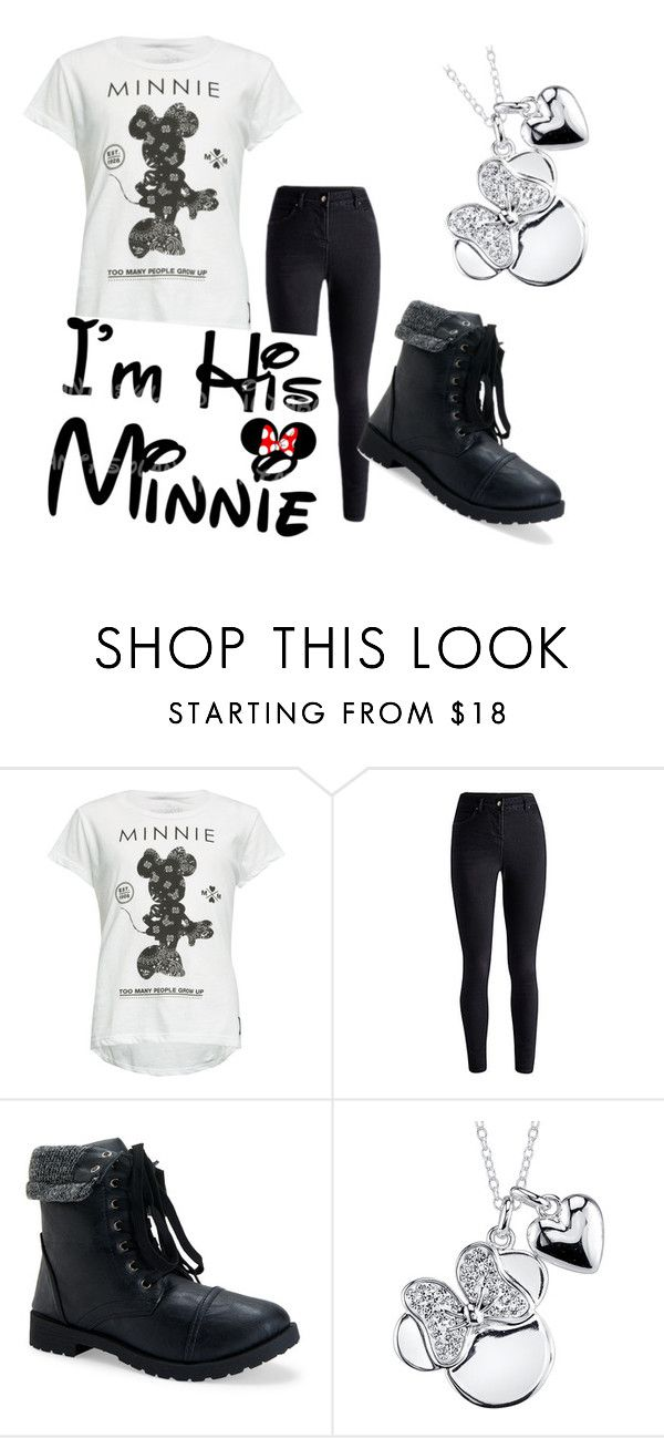 """""""the Minnie title"""" by xx-secrets-xx ❤ liked on Polyvore featuring Neff, Aéropostale and Disney"""