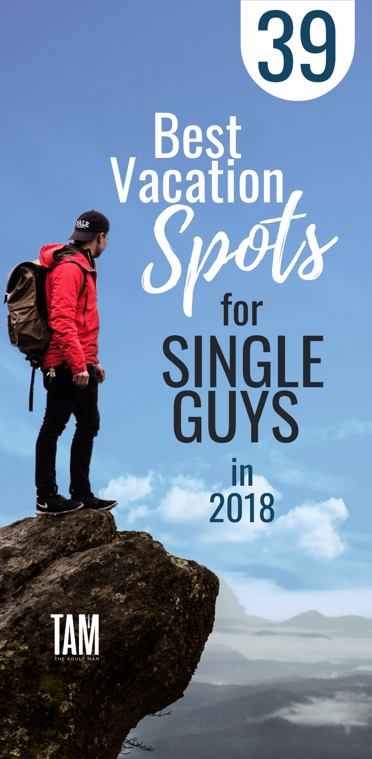 Backpacking singles