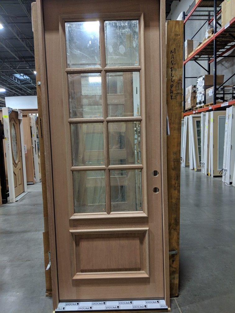 Seconds And Surplus Door Front Door Doors Home Decor