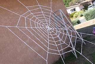 Outdoor Spider Web Halloween Outdoor Decorations Outdoor Halloween