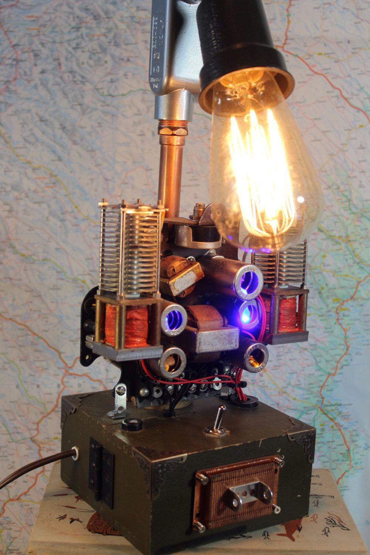 Pin De Marco Em Handmade Lamp 4 Em 2020 Leds Looks Cool