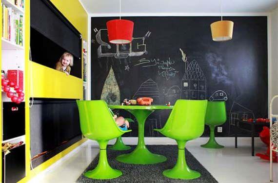 Crea una zona de juegos perfecta para niños - http://www.decoora.com/crea-una-zona-de-juegos-perfecta-para-ninos.html