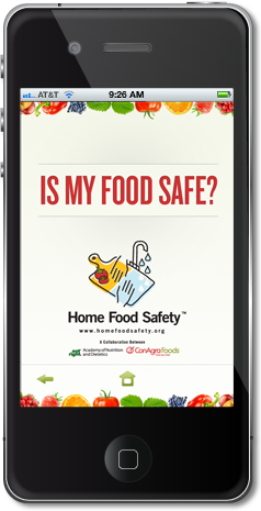 Is My Food Safe? - App now available to download to see how long you